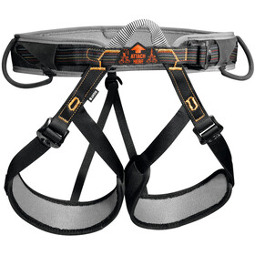 Petzl Aspir Climbing Belt Gr. 2, black/yellow